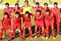سرمربی تیم فوتبال نونهالان فولاد خوزستان:شایسته قهرمانی در این مسابقات بودیم