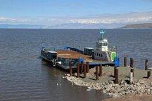 آخرین وضعیت دریاچه ارومیه پس از بارش ها