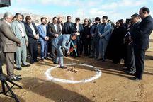 ساخت سه بوستان در شاهرود آغاز شد