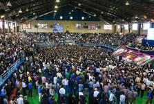 حاشیههای استقبال مردم کرمان و یزد از  روحانی