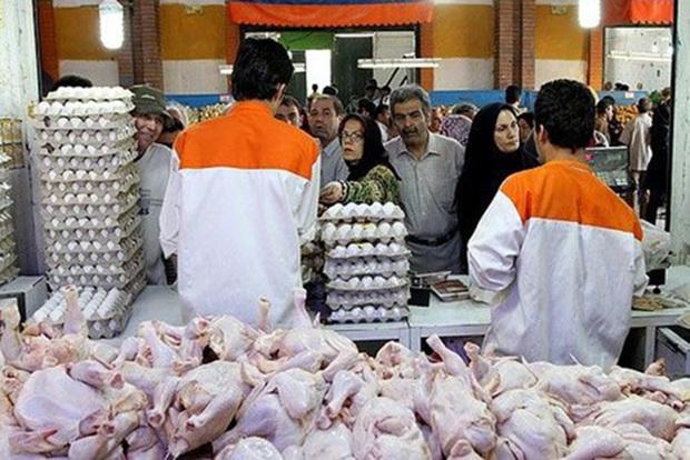 کالاهای اساسی برای تنظیم بازار در کردستان توزیع شد