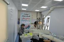 150 دانش آموز اشنویه ای خدمات رایگان دندانپزشکی دریافت کردند