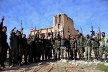 ادامه پیشروی سریع ارتش سوریه در بزرگترین پایگاه مخالفان مسلح