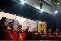 جشنواره موسیقی منطقه ای غرب کشور در قصرشیرین پایان یافت