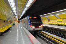 افزایش سرویس دهی مترو پایتخت در روزهای برگزاری مسابقات انتخابی تیم ملی کشتی