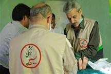سپاه کردستان در حوزه سلامت نیز محرومیت زادیی می کند