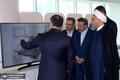 تصاویر/ مراسم بهره برداری از پایانه مسافربری سلام فرودگاه امام خمینی(ره) با حضور رئیسجمهور