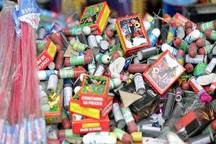 بیش از 5 هزار عدد مواد محترقه در قزوین کشف شد