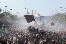 19 هزار نفر از استان مرکزی در آیین پیاده روی اربعین شرکت کردند