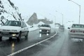 آخرین وضعیت ترافیکی جادههای کشور  ترافیک نیمهسنگین در آزادراه تهران- کرج