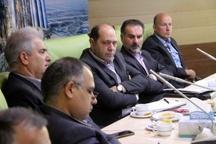 نشست شرکت های پتروشیمی منطقه ویژه اقتصادی در رابطه با بررسی مدیریت آب