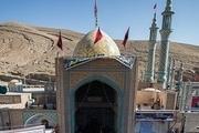 آیین سالروز شهادت حضرت سلطان علی بن محمد باقر(ع) در مشهد اردهال کاشان برگزار شد