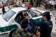 دستگیری ۲ شرور پس از درگیری مسلحانه با ماموران انتظامی اهواز