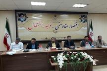 جلسه شورای مسکن شهرستان امیدیه برگزار شد