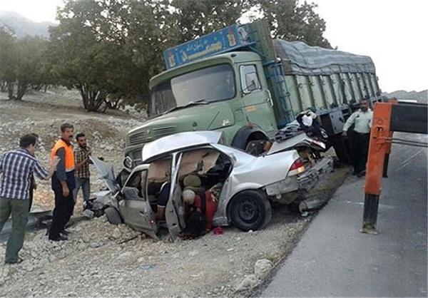 افزایش آمار تلفات تصادفات جادهای در کهگیلویه و بویراحمد  58 درصد کشته شدگان مجرد بوده اند