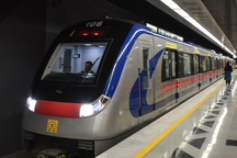 سیستم برق خط 4 مترو تهران قطع شد