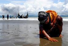 میانمار 30 روستای مسلمانان روهینگیا را با خاک یکسان کرد
