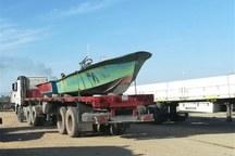 7 فروند شناور صیادی بندرعباس به مناطق سیل زده اعزام شد