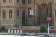 مدیرکل میراث فرهنگی استان تهران خواستار توقف ساخت دیوار مقابل مجلس قدیم شد
