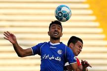 کاپیتان استقلال خوزستان : تساوی عادلانه ترین نتیجه بازی بود
