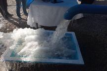 پنج حلقه چاه آب شرب در گنبدکاووس حفر و بازسازی شد
