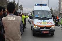 250 نیروی اورژانس در جنوب کرمان طرح سلامت نوروزی را اجرا می کنند