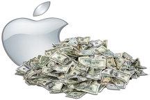 اپل چقدر موجودی بانکی دارد؟