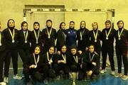 آغاز اردوی تیم ملی هاکی بانوان در قزوین