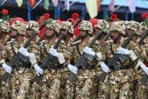 نیروهای مسلح حافظان مکتب والای اسلام هستند