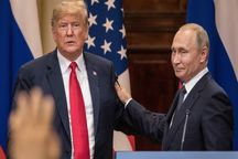 توافق ترامپ و پوتین درباره حل دیپلماتیک موضوع ایران