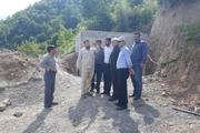فرماندار تالش: منابع آب روستای کسمه جان قابل بهره برداری است