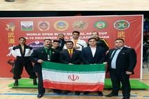 رزمی کاران آذربایجان غربی 3 مدال طلای جهانی کسب کردند