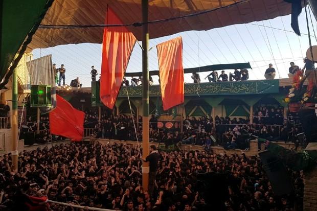 آیین دیرین 'یا عباس' در شاهرود برگزار شد