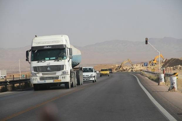 جاده نهبندان - شهداد بازگشایی شد