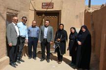 بازدید رئیس دفتر منطقه ای یونسکو از بافت تاریخی یزد و مسیر قنات زارچ