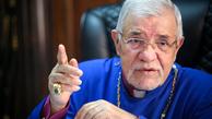 اسقف اعظم سیبوه سرکیسیان: در طول جنگ تحمیلی شاهد خدمات فراوانی از سوی ارامنه بودیم