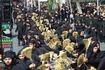 مراسم عزاداری تاسوعای حسینی در آذربایجان غربی برگزار شد