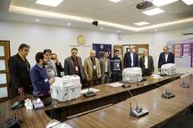 پنجمین دوره انتخابات اتاق بازرگانی در قزوین برگزار شد