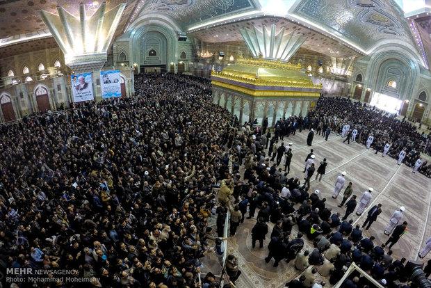 2هزار نفر از سربازان منتخب نیروهای مسلح با آرمان های امام راحل تجدید میثاق می کنند