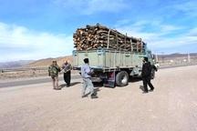 ستاد مبارزه با قاچاق چوب در شهرستان آوج تشکیل شد