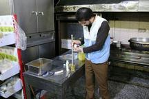 پلمپ 110 مرکز متخلف عرضه مواد غذایی در زاهدان