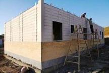 655 واحد مسکونی روستایی در شیروان بازسازی شد