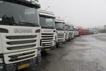 رئیس حمل و نقل راهداری سمنان: بیش از 9 میلیون تن کالا جابه جا شد