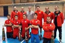حضور سه ورزشکار کردستانی در اردوی تیم ملی ورزش های زورخانه ای کشور