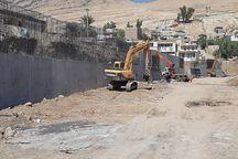طرح احداث دیواره ساحلی پلدختر معارض دارد