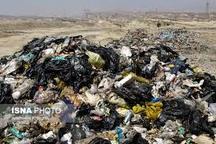 تولید روزانه ۱۶۰ تا ۲۳۰ تن زباله در بروجرد