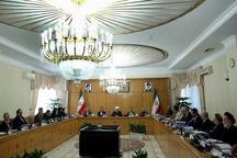 هیات دولت گزارش وزارت خارجه از تعهدات اروپا به ایران را بررسی کرد