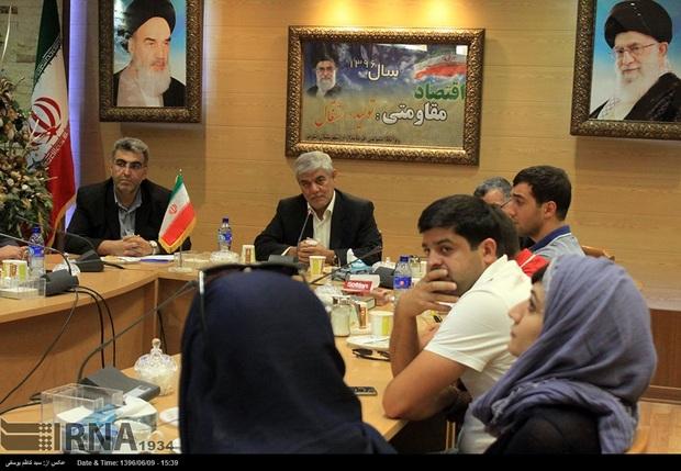 فرماندار: توجه به تاریخ مشترک تبریز و باکو باید وجه اهتمام رسانه ها باشد