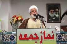 امام جمعه نوشهر: دشمنان، مخالف اقتدار نظام اسلامی هستند