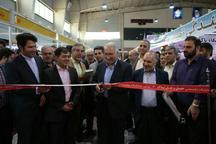 نمایشگاه تخصصی حمل و نقل پاک در اصفهان گشایش یافت